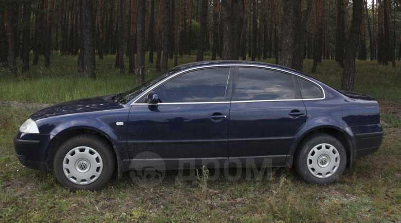 Volkswagen Passat, 2001 год, 586 940 руб.