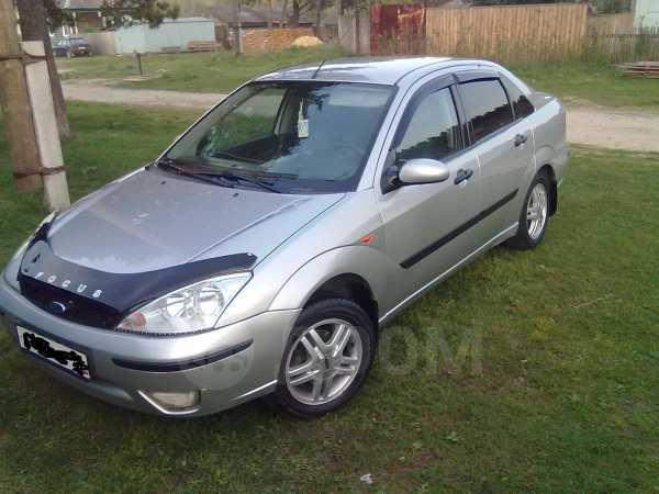 Ford Focus, 2002 год, 295 000 руб.