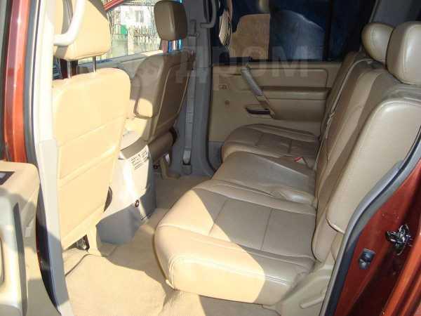 Nissan Armada, 2004 год, 750 000 руб.