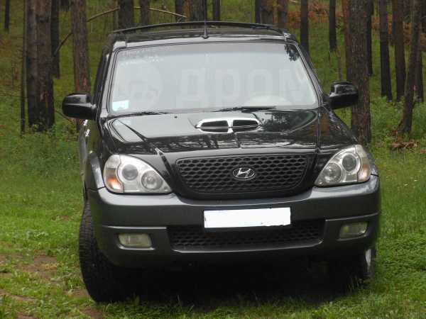 Hyundai Terracan, 2005 год, 710 000 руб.