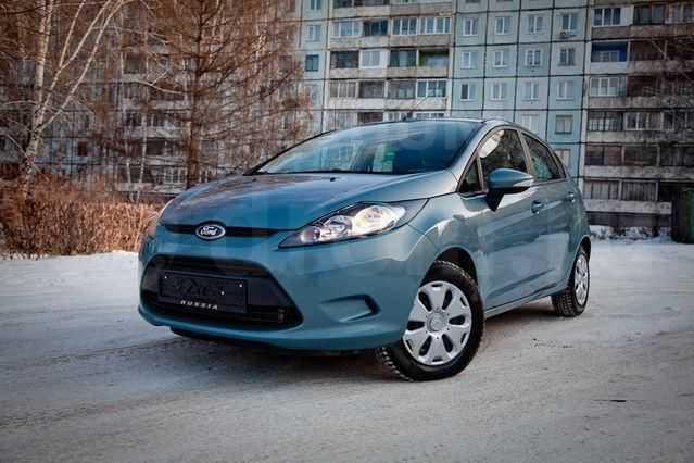 Ford Fiesta, 2008 год, 349 000 руб.
