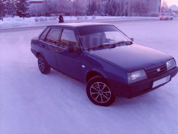 Лада 21099, 2003 год, 110 000 руб.