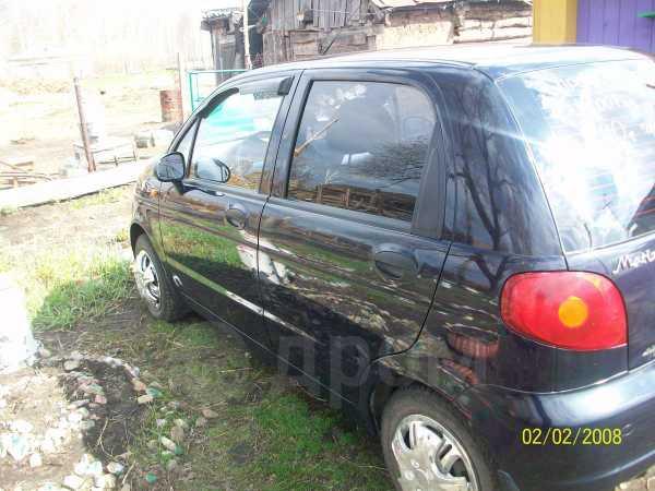 Daewoo Matiz, 2007 год, 200 000 руб.