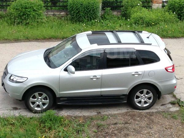 Hyundai Santa Fe, 2008 год, 825 000 руб.
