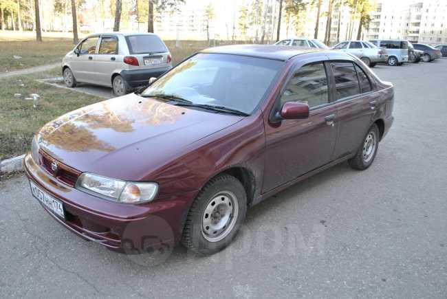 Nissan Pulsar, 2000 год, 180 000 руб.