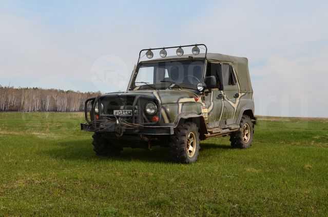 УАЗ 3151, 1999 год, 195 000 руб.