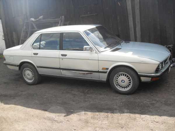 BMW 5-Series, 1988 год, 90 000 руб.