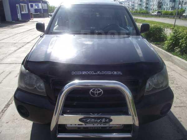 Toyota Highlander, 2002 год, 650 000 руб.