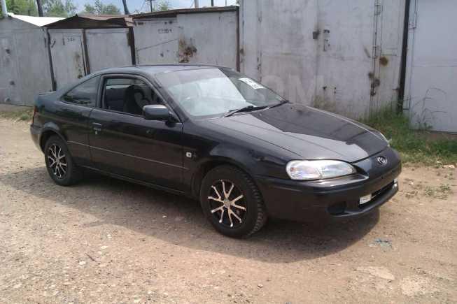 Toyota Cynos, 1998 год, 155 000 руб.