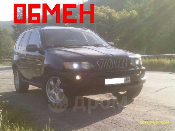 BMW X5, 2001 год, 700 000 руб.