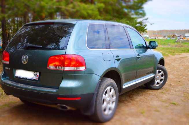 Volkswagen Touareg, 2004 год, 810 000 руб.