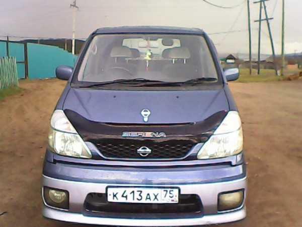 Nissan Serena, 2003 год, 412 000 руб.
