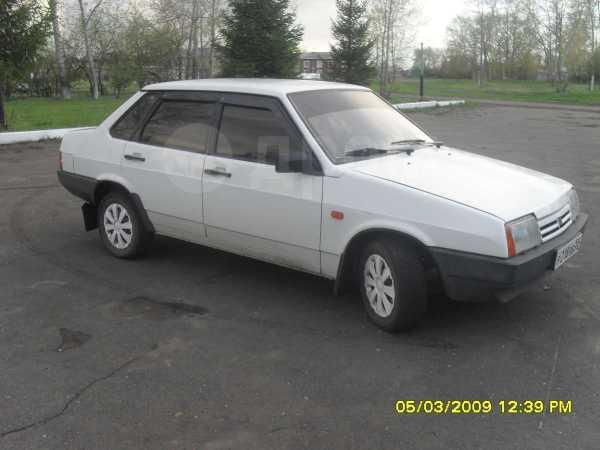 Лада 21099, 1996 год, 91 000 руб.