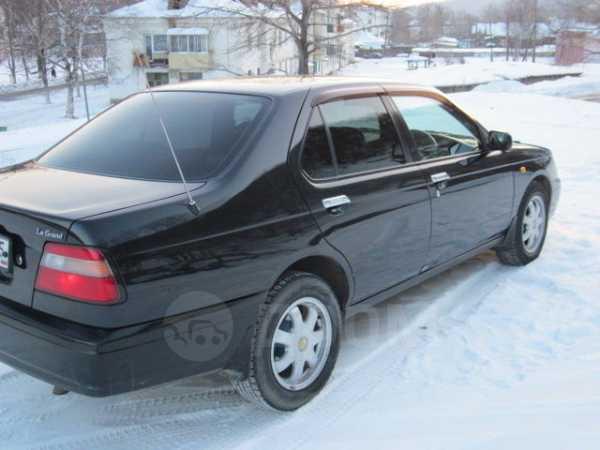 Nissan Bluebird, 1996 год, 138 000 руб.
