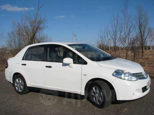 Nissan Tiida Latio, 2009 год, 330 000 руб.