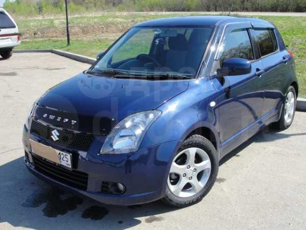 Suzuki Swift, 2006 год, 255 000 руб.