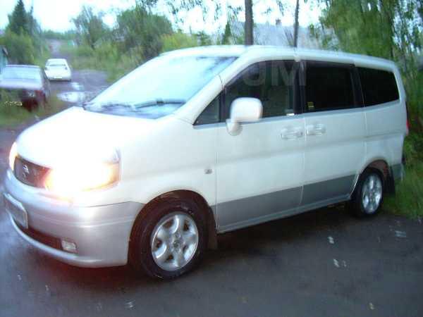 Nissan Serena, 2001 год, 260 000 руб.