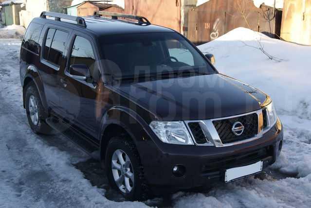Nissan Pathfinder, 2011 год, 1 330 000 руб.