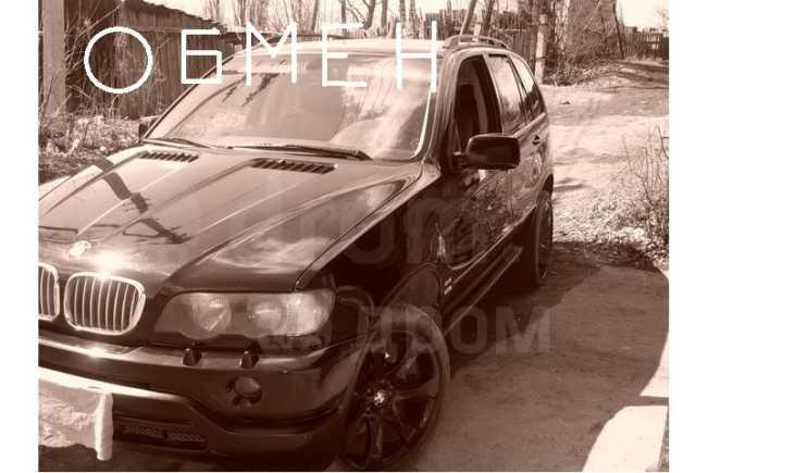 BMW X5, 2001 год, 825 000 руб.