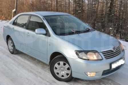 Toyota Corolla, 2006 год, 500 000 руб.