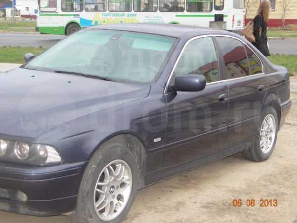 BMW 5-Series, 2002 год, 455 000 руб.