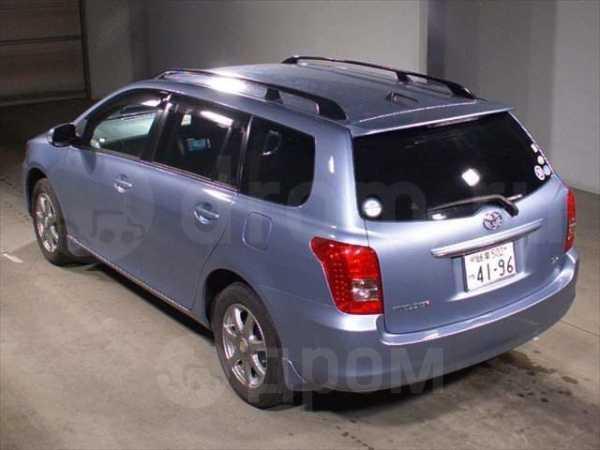 Toyota Corolla Fielder, 2008 год, 495 000 руб.