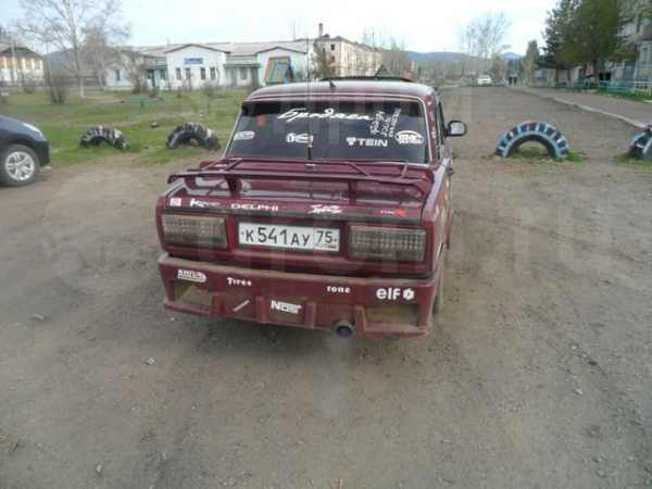 Лада 2107, 2002 год, 150 000 руб.