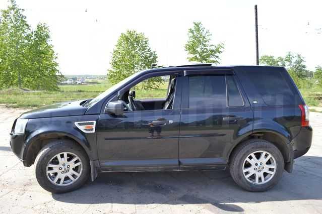 Land Rover Freelander, 2007 год, 837 000 руб.