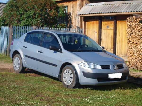 Renault Megane, 2004 год, 300 000 руб.