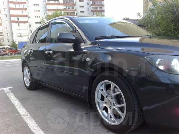 Mazda Mazda3, 2007 год, 420 000 руб.