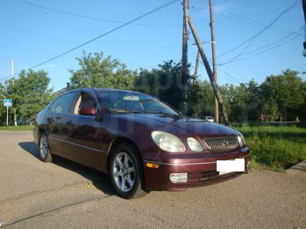 Lexus GS300, 2004 год, 480 000 руб.