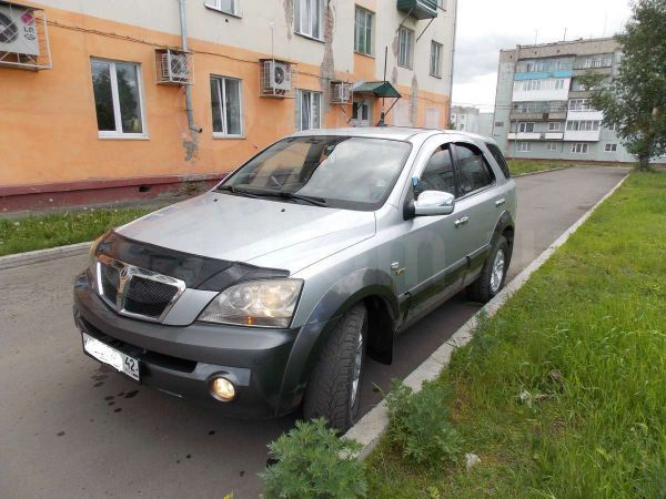 Kia Sorento, 2005 год, 650 000 руб.
