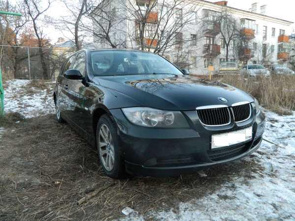 BMW 3-Series, 2006 год, 629 000 руб.