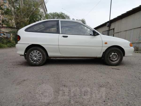 Ford Festiva, 1996 год, 80 000 руб.