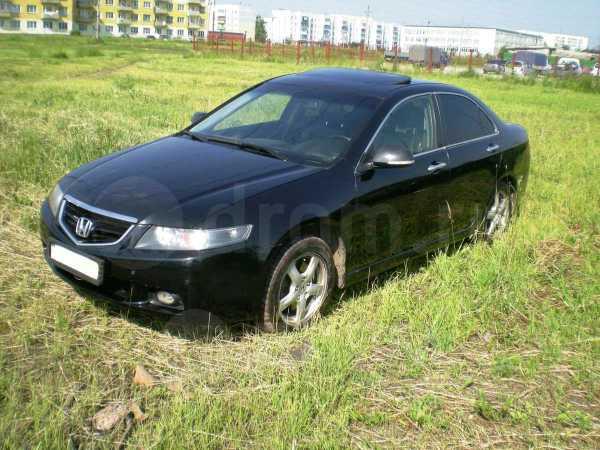 Honda Accord, 2004 год, 570 000 руб.