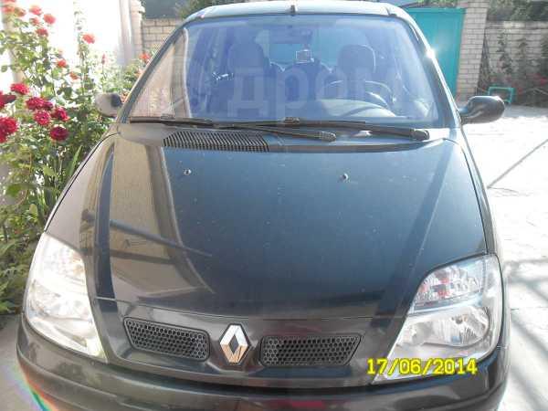 Renault Scenic, 2003 год, 266 000 руб.