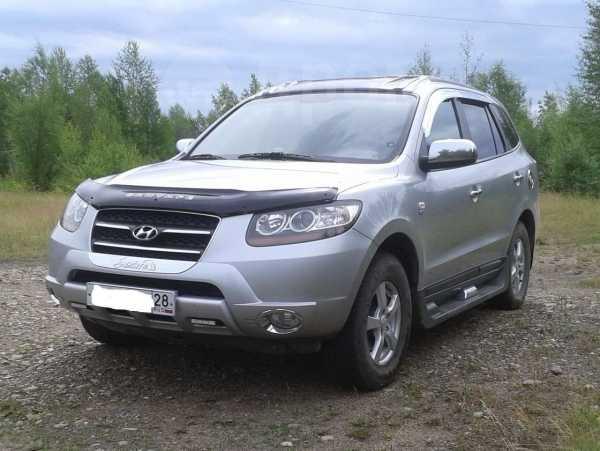 Hyundai Santa Fe, 2006 год, 595 000 руб.