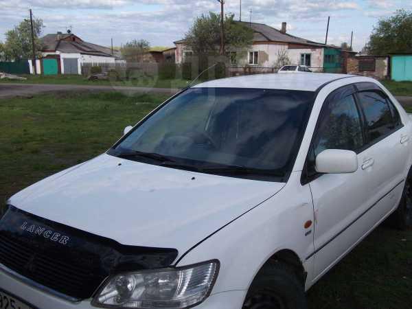 Mitsubishi Lancer Cedia, 2002 год, 170 000 руб.