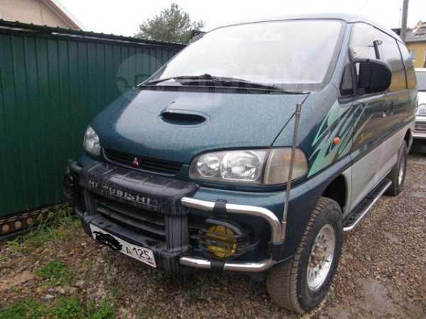 Mitsubishi Delica, 1997 год, 180 000 руб.