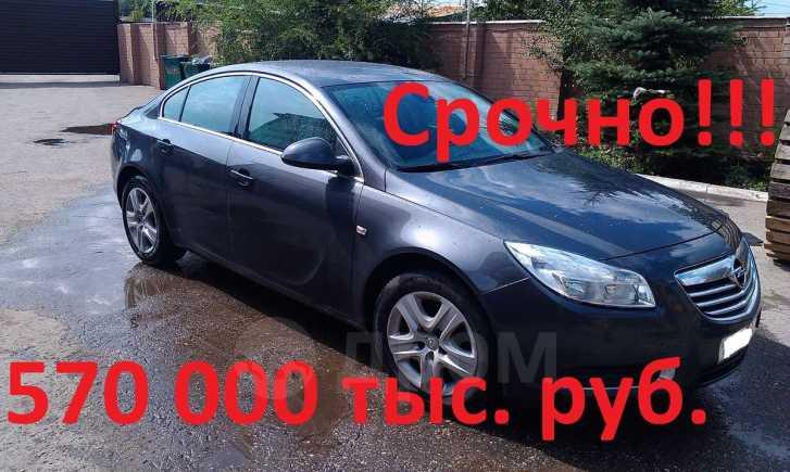 Opel Insignia, 2009 год, 570 000 руб.