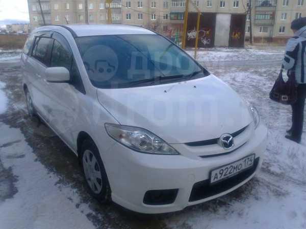 Mazda Premacy, 2007 год, 430 000 руб.