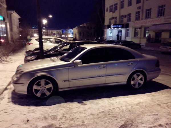 Mercedes-Benz E-Class, 2003 год, 535 000 руб.