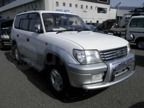 Toyota Land Cruiser Prado, 2001 год, 960 000 руб.