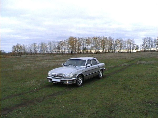 ГАЗ Волга, 2004 год, 180 000 руб.