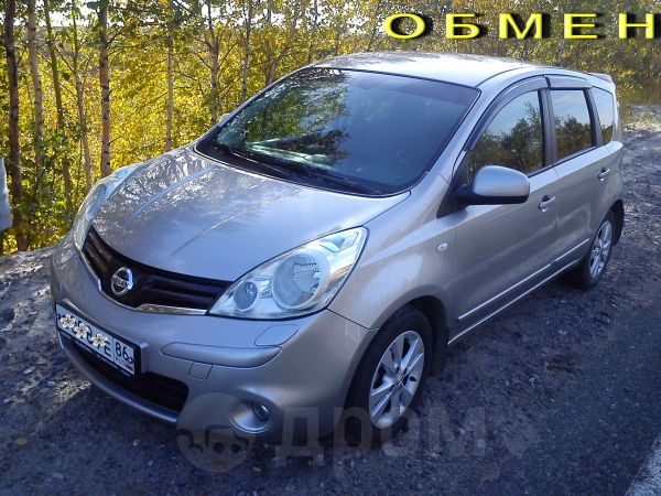 Nissan Note, 2010 год, 470 000 руб.