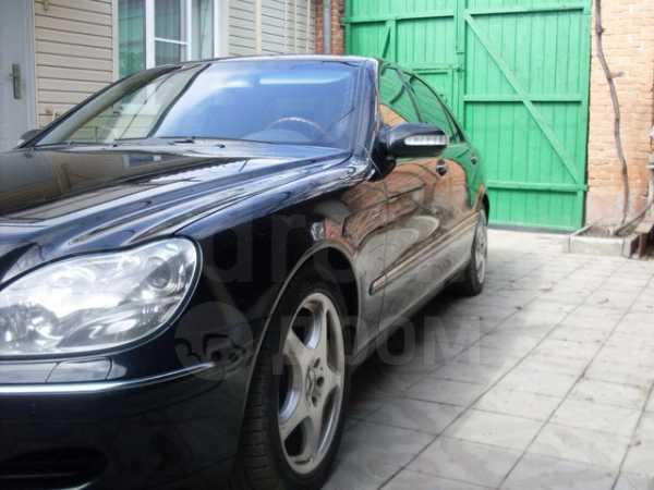 Mercedes-Benz S-Class, 2004 год, 700 000 руб.