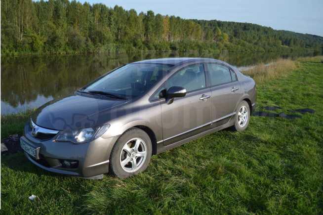 Honda Civic, 2009 год, 520 000 руб.