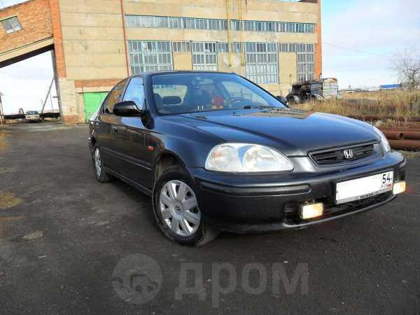 Honda Civic, 1997 год, 235 000 руб.