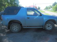 Барабинск Opel Frontera 1996