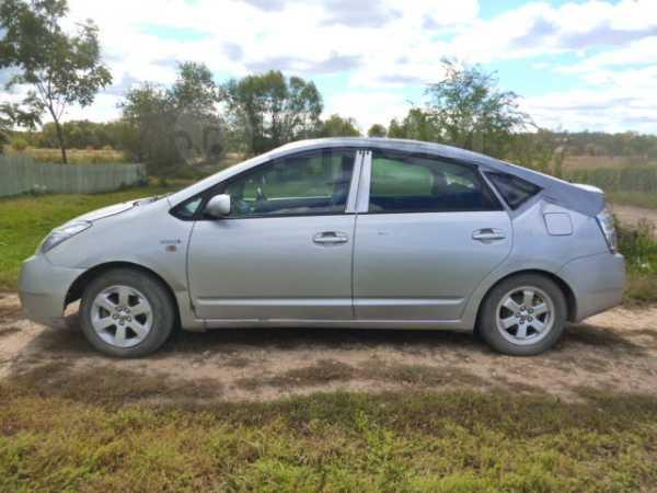 Toyota Prius, 2008 год, 275 000 руб.